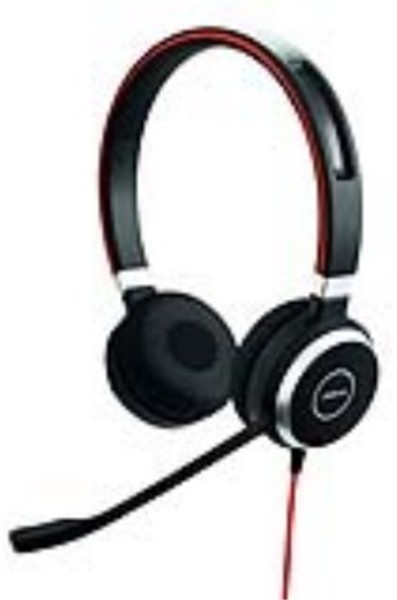 JABRA Evolve 40 Uc Duo Only 3,5 mm
