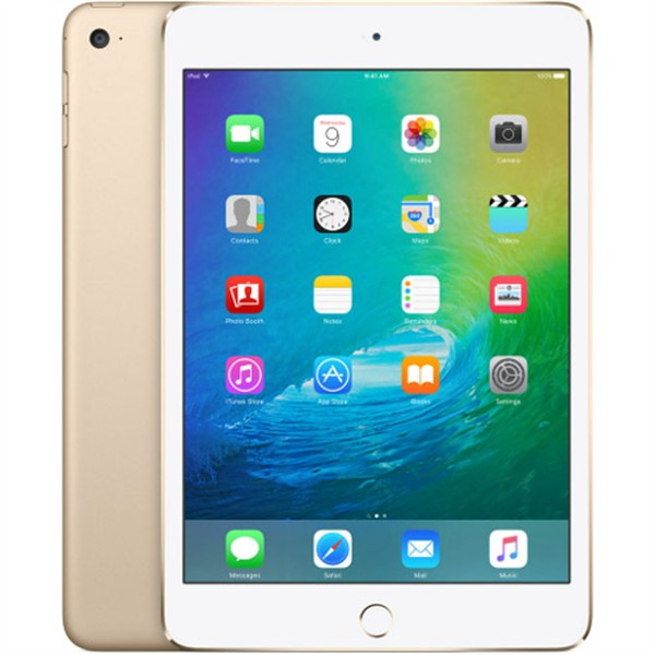 Apple iPad mini 4 WiFi Cell 128GB Gold
