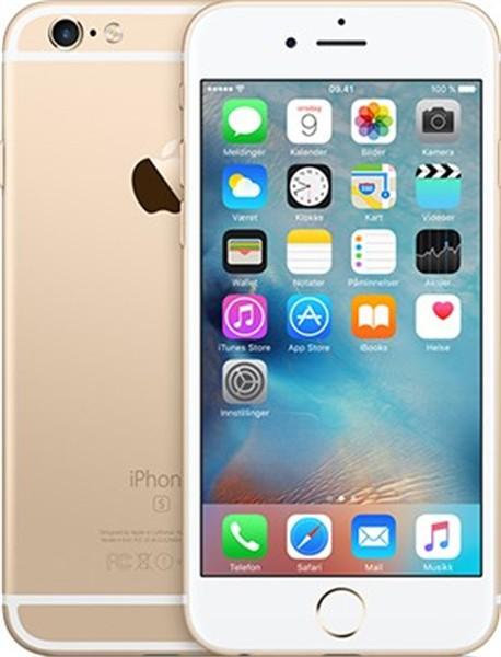 Apple iPhone 6S Plus 128Gb Gold Generic Olåst