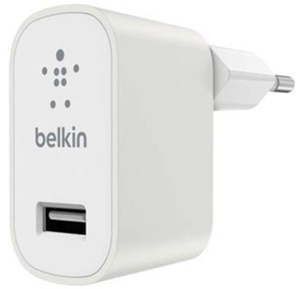 Belkin Premium Wall Charger 2.4A Pearl White