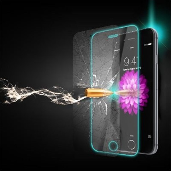 Melkco Tempered Glass Screen Iphone SE/5S 50-Pack
