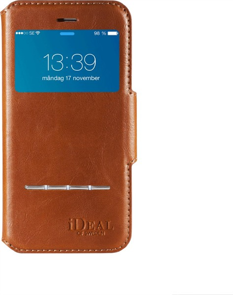 iDeal of Sweden Swipe Wallet Iphone 6/6S/7/8 Plus Brown