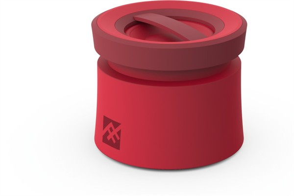 iFrogz Audio Coda Wireless Speaker With Mic Red