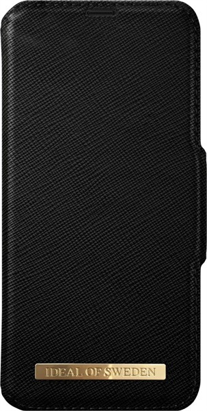 iDeal of Sweden Fashion Wallet Galaxy S8 Black