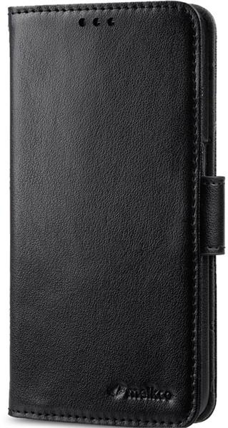 Melkco Walletcase Galaxy S8 Plus Black