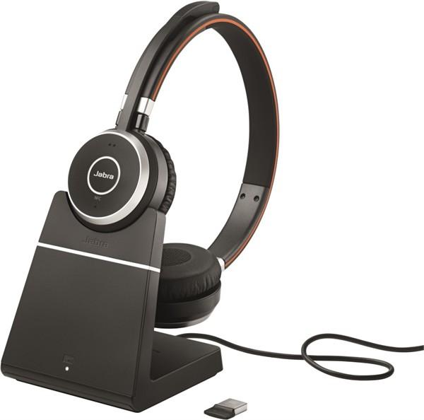 JABRA Evolve 65 Stereo MS Paket