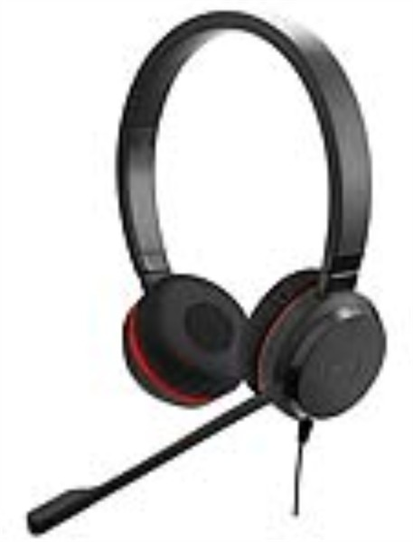 JABRA Evolve 30 Hs Stereo 3,5mm