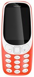 Nokia 3310 Retro Dualsim Red