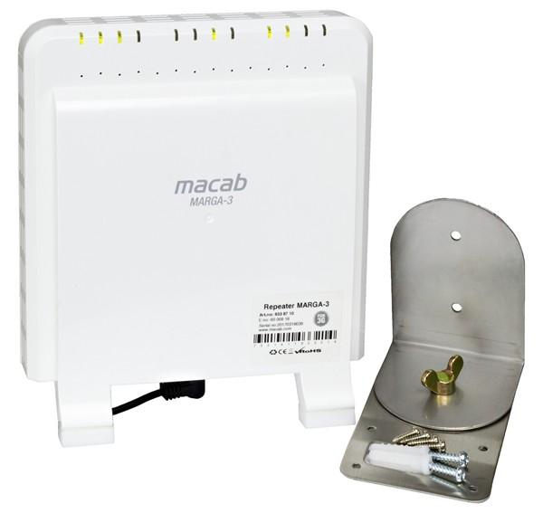 Macab Rep MARGA-3, för alla 3G-opera