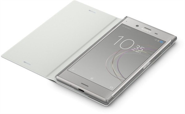 Sony Cover Stand Xperia XZ1 Ivory