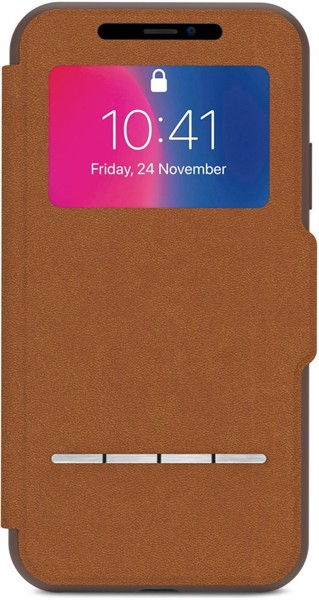 Moshi Sensecover Iphone X/XS Caramel Brown