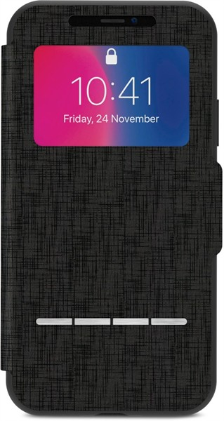Moshi Sensecover Iphone X/XS Metro Black