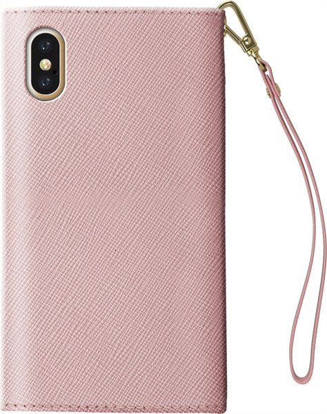 iDeal of Sweden Mayfair Clutch Iphone X Pink