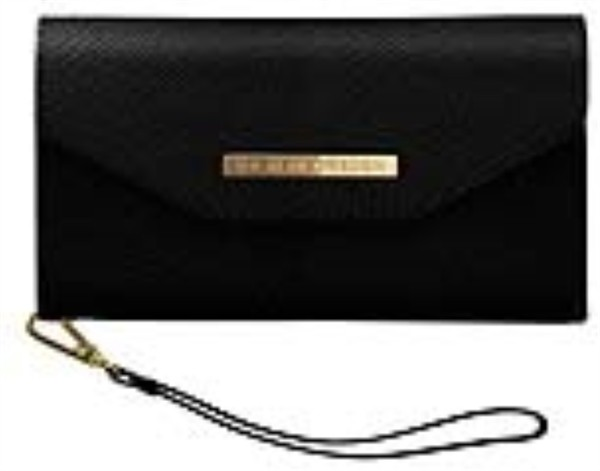 iDeal of Sweden Mayfair Clutch 6S/7/8 Plus Black