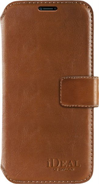 iDeal of Sweden Sthlm Wallet Iphone X/XS Brown