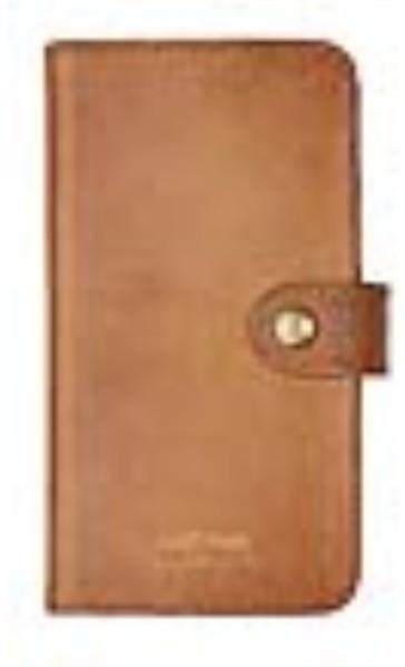 Nic & Mel Andrew Bookcase Iphone X/XS Cognac