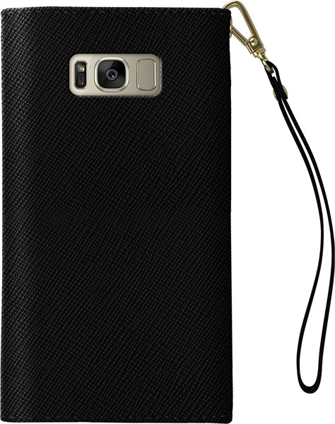 iDeal of Sweden Mayfair Clutch Samsung Galaxy S8 Black