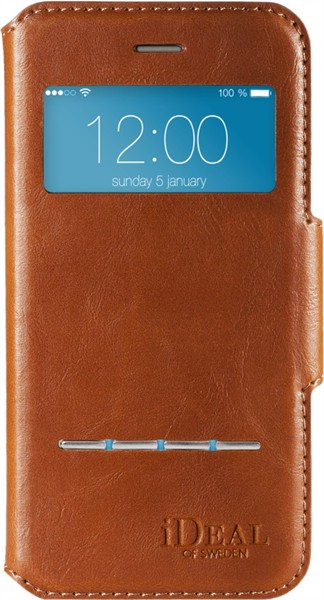 iDeal of Sweden Swipe Wallet Iphone X/XS Brown