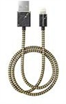iDeal of Sweden Ideal Fashion Cable Lightning 1 M  Port Laurent Marble