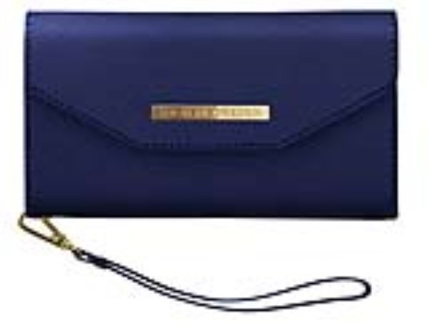 iDeal of Sweden Ideal Mayfair Clutch Iphone 6/6S/7/8 Navy