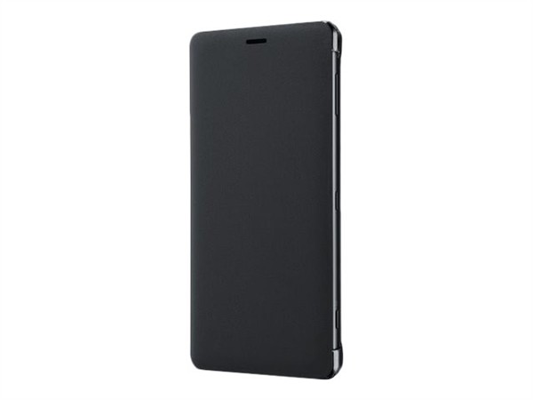 SONY Style Cover Stand SCSH40 Xperia XZ2 Black