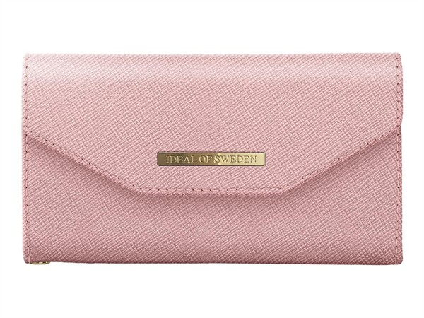 iDeal of Sweden Ideal Mayfair Clutch Samsung Galaxy S9 Plus Pink