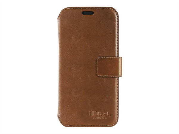 iDeal of Sweden Ideal Sthlm Wallet Samsung Galaxy S9  Brown