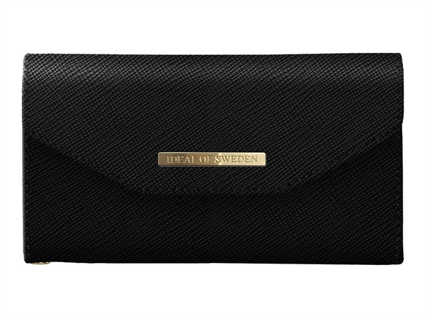 iDeal of Sweden Ideal Mayfair Clutch Samsung Galaxy S9 Plus Black