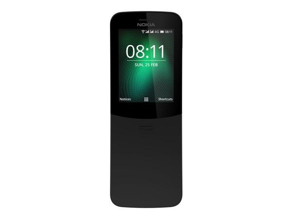 Nokia 8110 Dualsim Black