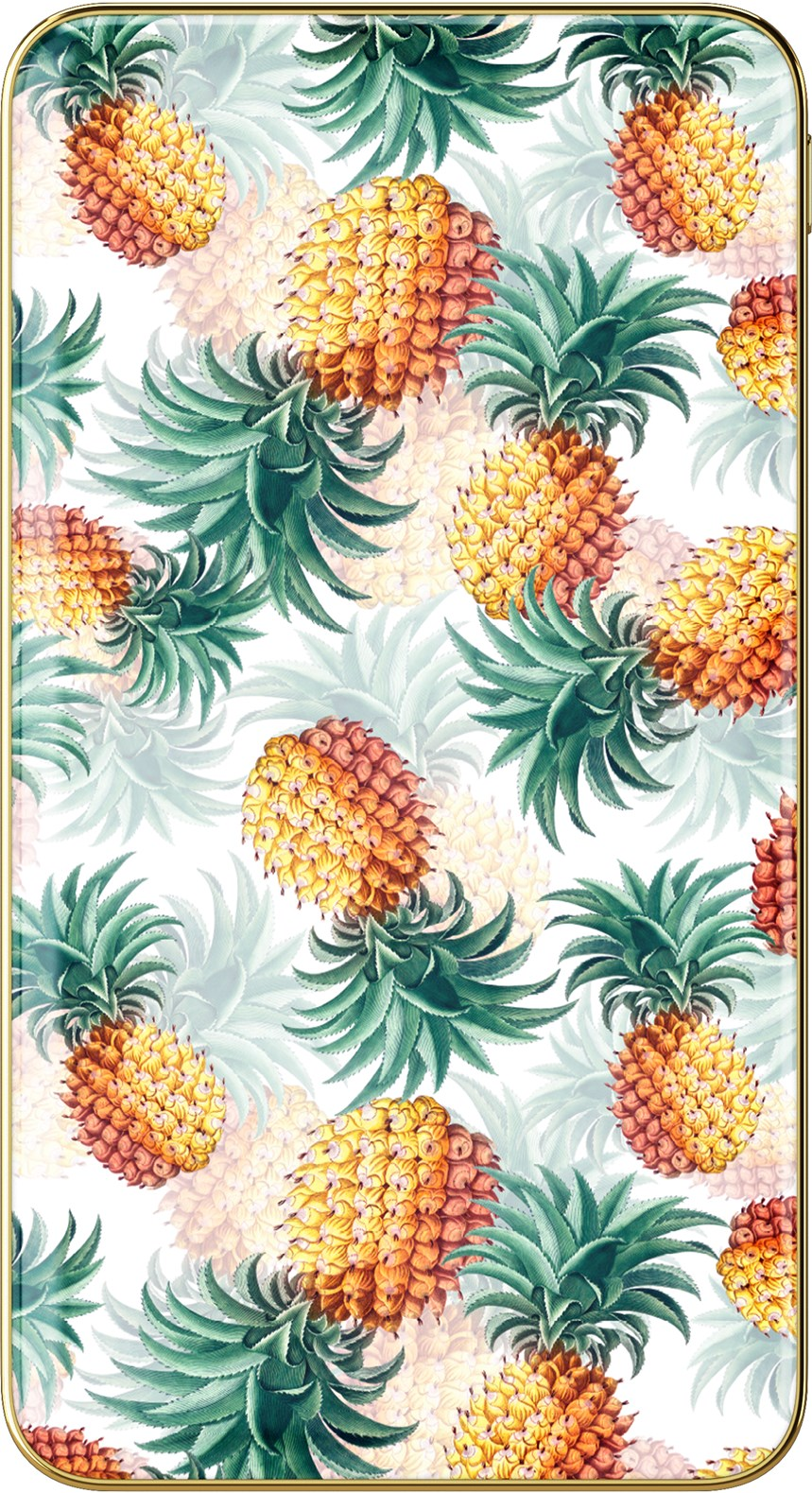 iDeal of Sweden Ideal Fashion Power Bank Pineapple Bonanza