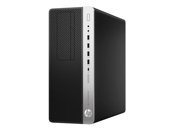 HP EliteDesk 800 TWR G4 Desktop - i7-8700 16GB/512GB SSD