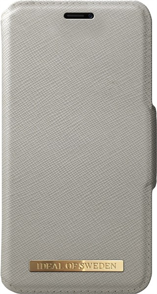 iDeal of Sweden Ideal Fashion Wallet Iphone XR Light Grey