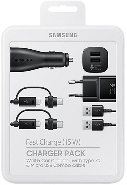 Samsung Power Pack EP-U3100 (EP-TA20+EP-LN920+EP-DG930) Black