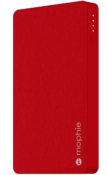 Mophie Powerstation Lightning Input 5000mAh Red