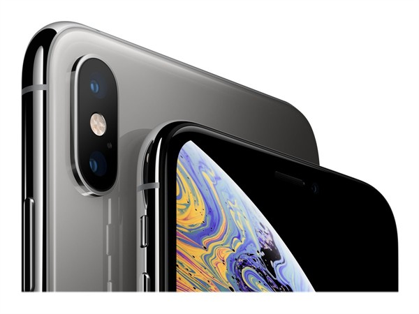 Apple iPhone XS 64GB Silver Telia Olåst