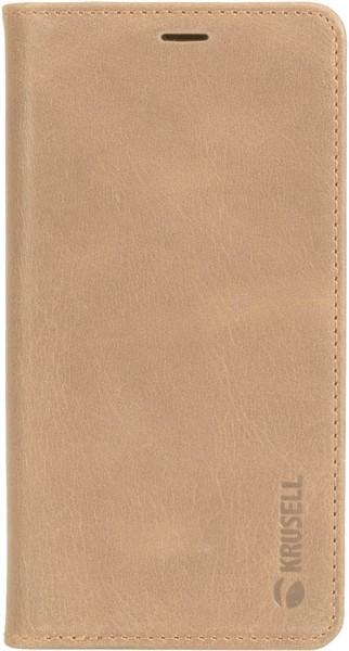 Krusell Sunne 4 Card Foliowallet Iphone XS Max Nude
