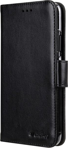 Melkco Walletcase Iphone XS Max Black