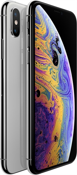 Apple iPhone XS 256GB Silver Olåst
