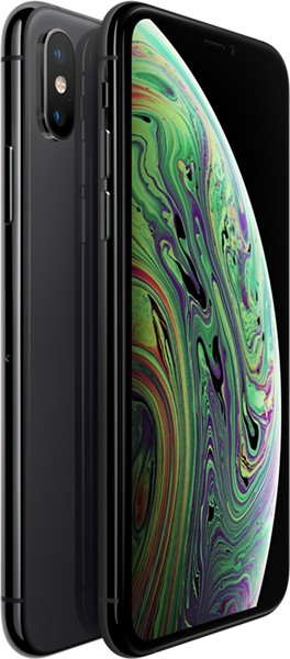 Apple iPhone XS 512GB Space Grey Olåst