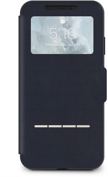 Moshi Sensecover Iphone XS Max Midnight Blue
