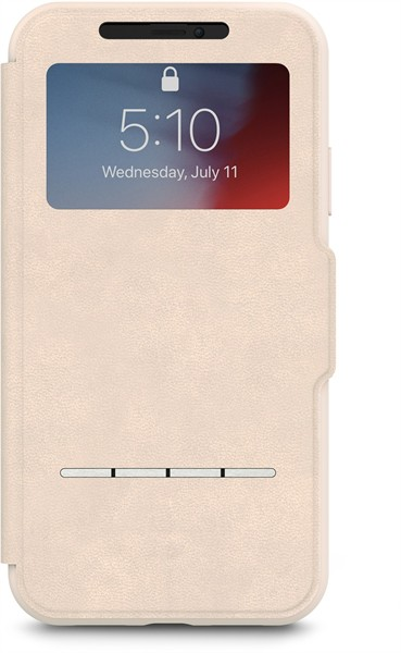 Moshi Sensecover Iphone XR Savanna Beige