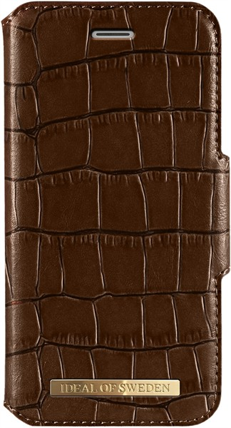 iDeal of Sweden Ideal Capri Wallet Iphone 6/6S/7/8 Brown