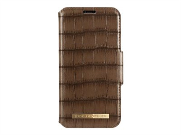 iDeal of Sweden Ideal Capri Wallet Iphone XR Brown