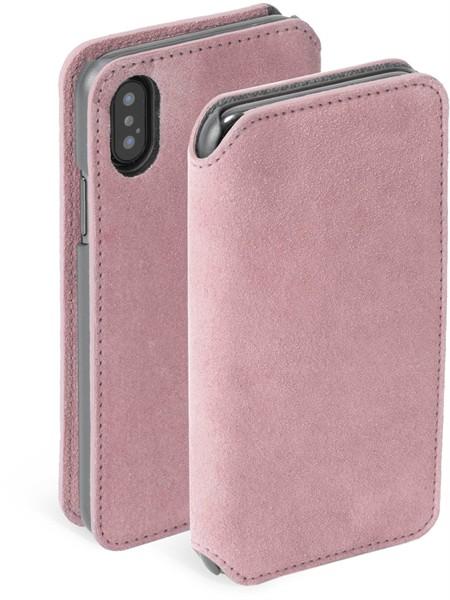 Krusell Broby 4 Card Slimwallet Iphone X/XS Pink