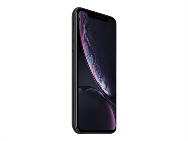 Apple iPhone XR 128GB Black Telia Olåst