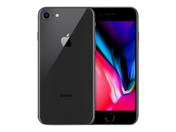 Apple iPhone 8 64GB Space Grey EU Olåst