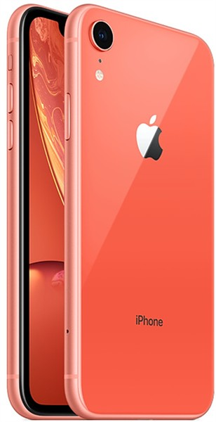 Apple Iphone XR 256Gb Coral Olåst