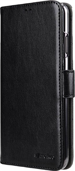 Melkco Walletcase Samsung Galaxy A7 (2018) Black