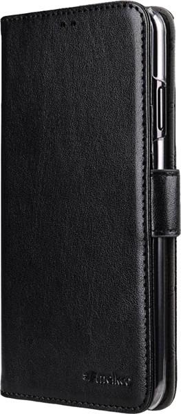 Melkco Walletcase Nokia 7.1 Black