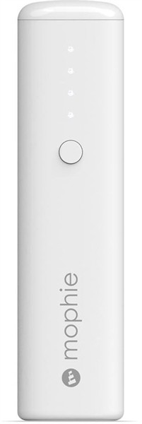 Mophie Power Boost Mini V2 2600mAh White
